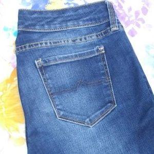 Arizona Super Skinny Jeans Size 7 Short